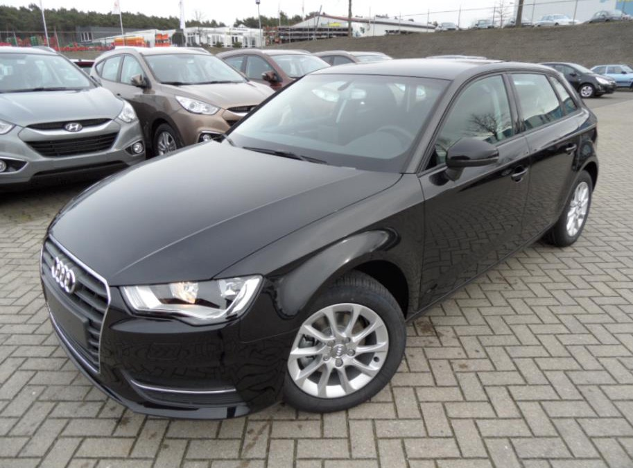Audi A3 Sportback 1.2 TFSI 110PS Attraction
