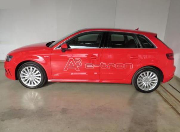 Audi A3 1.4 TFSI Sportback e-tron Ambition