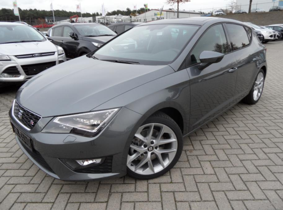 seat leon 1 8 tsi 180ps fr 5 t rig panorama gsd nordic. Black Bedroom Furniture Sets. Home Design Ideas