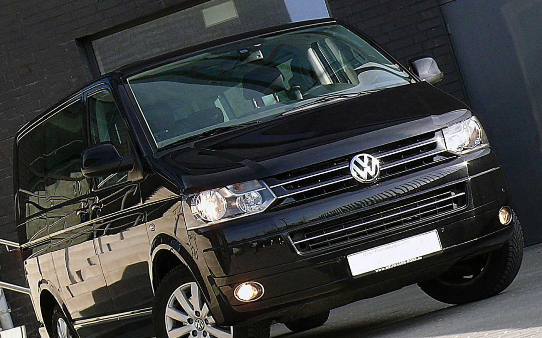 VW T5 Multivan 2,0BiTDI DSG Highline