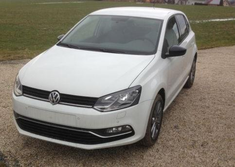 Volkswagen Polo 1.2 TSI Blue Motion DSG