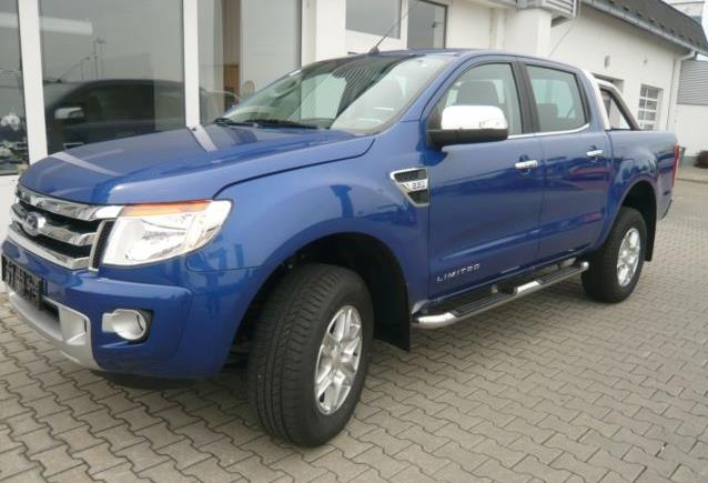 Ford Ranger Autom. Limited
