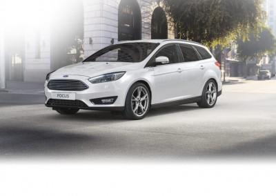 Ford Focus Turnier 2.0 TDCi ST mit Leder-Sport-Paket