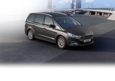 Ford Galaxy 2.0 TDCi Titanium 7 Sitze