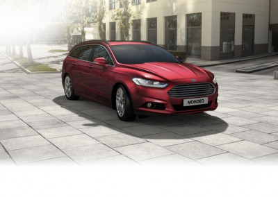 Ford Mondeo Turnier 2.0 TDCi Titanium PowerShift-A