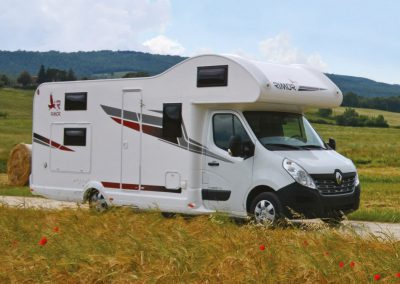 Rimor Katamarano 50 Renault Master X 62 130 hk Euro 6 FWD Fra Pris: 37769,75€ Net